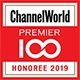 Channel World Premier 100 Awards & Symposium 2019